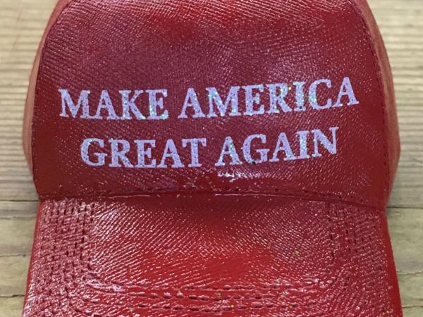 make america great again ornament