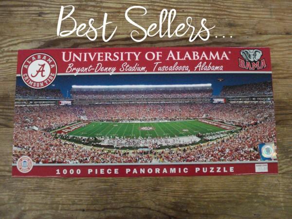 Buy Online Alabama Crimson Tide Puzzle Cranberry Corners Gift Shop Dahlonega