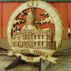 Buy Online UNG College Souvenir Ornament Cranberry Corners Gift Shop Dahlonega