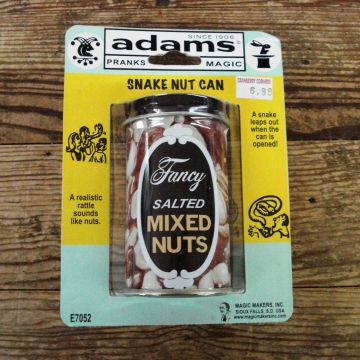 Buy Online Adams Toys Salted Nut Snake Can Cranberry Corners Gift Shop Dahlonega