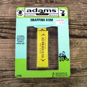 Buy Online Adams Toys Snapping Gum Toy Cranberry Corners Gift Shop Dahlonega