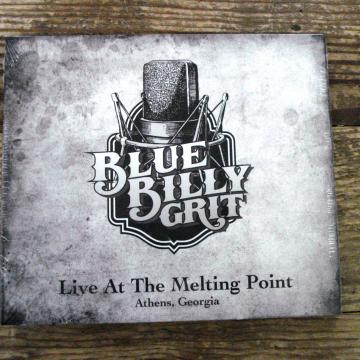 Bluebilly Grit Bluegrass CD Cranberry Corners Gift Shop Dahlonega Georgia