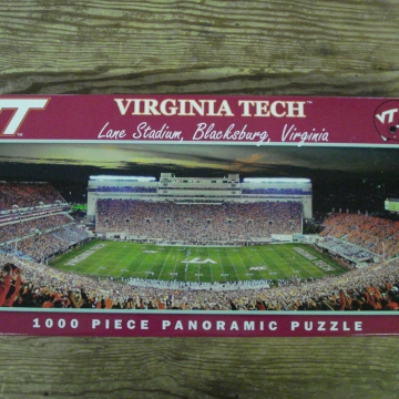 Buy Online Virginia Tech Puzzle Cranberry Corners Gift Shop Dahlonega