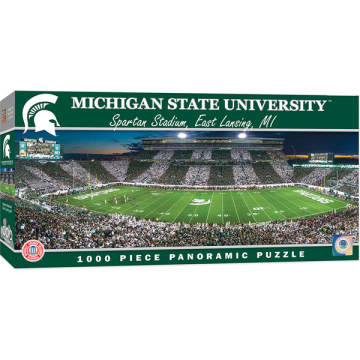 Michigan State stadium puzzle Cranberry Corners Gift Shop Dahlonega Georgia