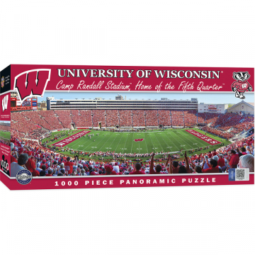 University of Wisconsin stadium puzzle Cranberry Corners Gift Shop DAhlonega Geo