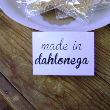 MADE IN DAHLONEGA