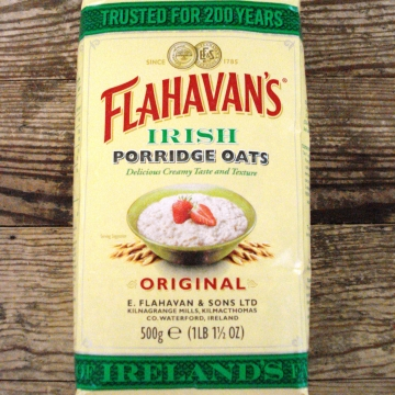 Flavahan's Irish Oatmeal
