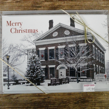 Dahlonega Courthouse | Christmas Card Set