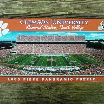 College Puzzle | Clemson