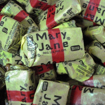 Mary Jane Candy by the Pound