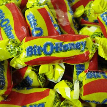 Bit O Honey Candy by the Pound