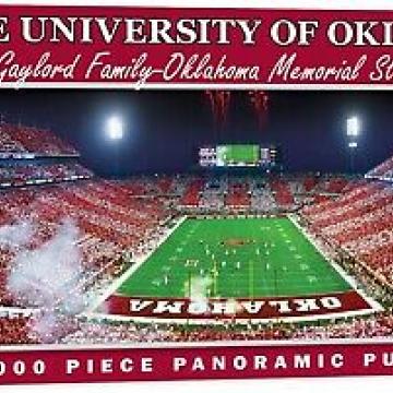 College Puzzle | Oklahoma Sooners