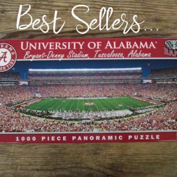 College Puzzle | Alabama